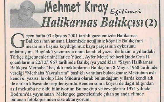 Halikarnas Balıkçısı-2